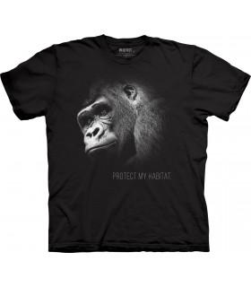 Gorilla Protect Habitat T Shirt