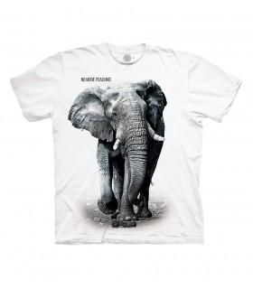 Tee shirt Protection des éléphants
