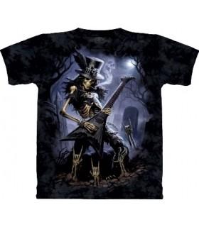 T-Shirt Musique pour les Morts par The Mountain