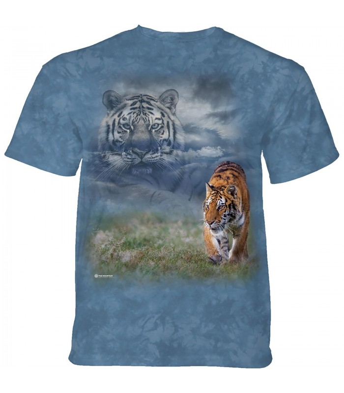 The Mountain Morning Dew Tiger T-Shirt