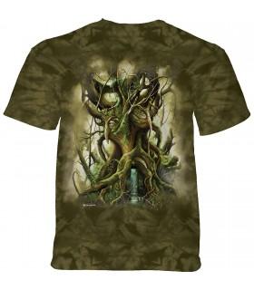 The Mountain Enchanted Woods T-Shirt