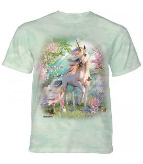 The Mountain Enchanted Unicorn T-Shirt