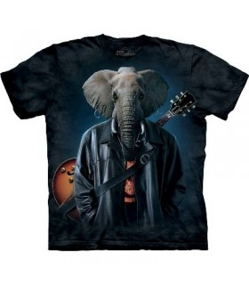 Rocker Cooper Zoo T Shirt by the Mountain