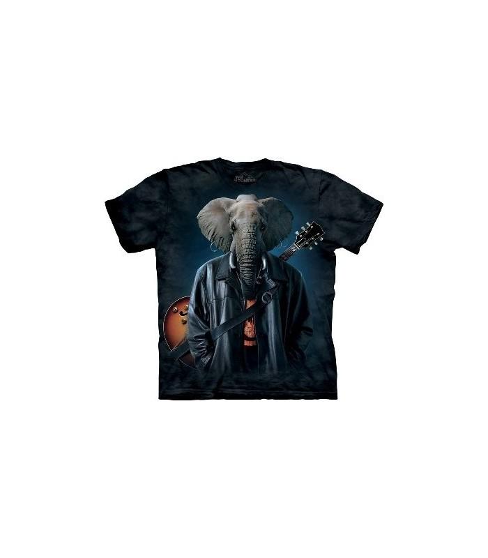 Rocker Cooper Zoo T Shirt by the Mountain