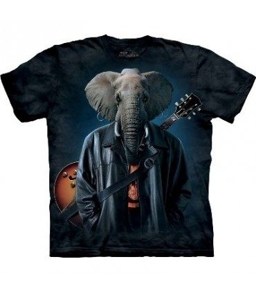 Rocker Cooper - T-shirt Manimal par The Mountain