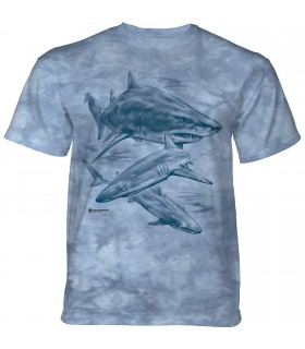 Tee-shirt Requins The Mountain