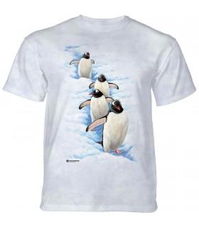Tee-shirt Pingouins The Mountain