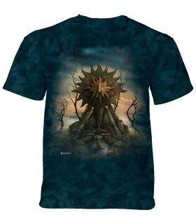 Tee-shirt Pierre solaire The Mountain