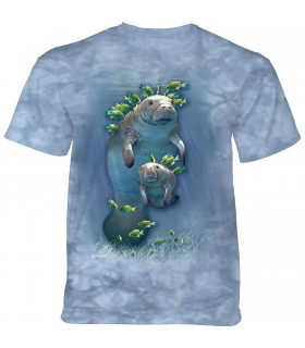 The Mountain Sea Cow And Calf T-Shirt
