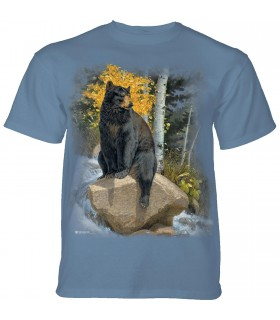The Mountain Bear who refreshes himself T-Shirt