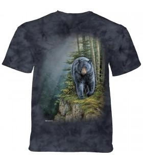 The Mountain Black Bear T-Shirt