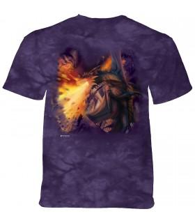 Tee-shirt Dragon destructeur The Mountain