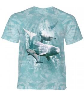 Tee-shirt Béluga The Mountain