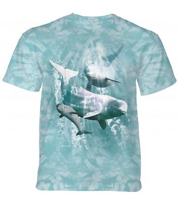 The Mountain Beluga Pod T-Shirt
