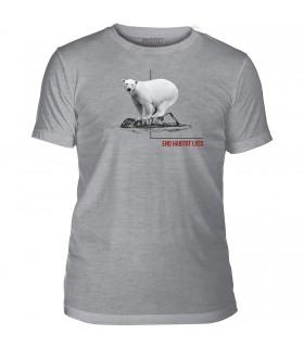Tee-shirt Habitat de l'ours polaire The Mountain