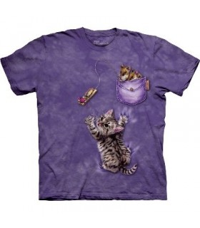 Trapped! - Kitten Shirt The Mountain