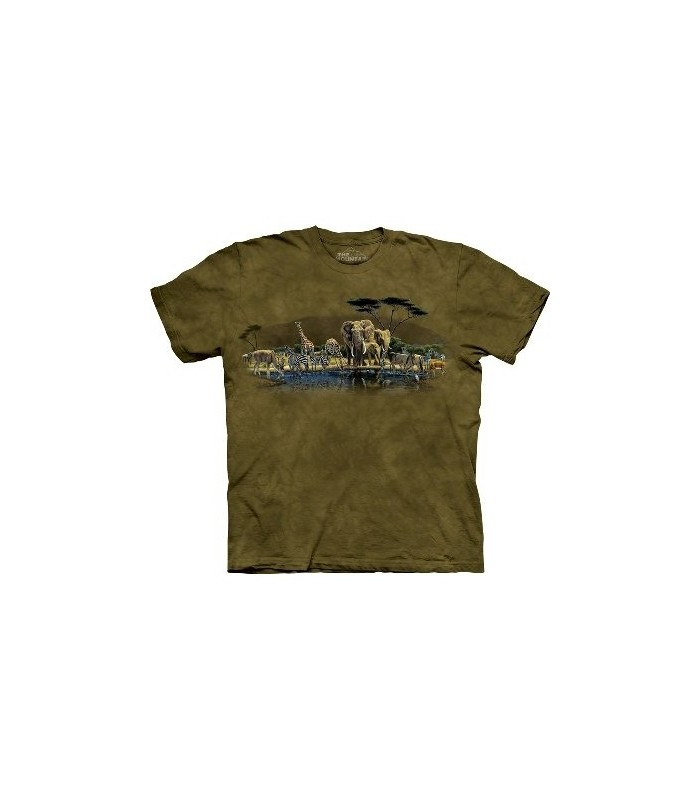 Gathering Place - Zoo T-Shirt The Mountain