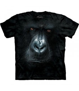 In the Mist - Monkey T Shirt by the Mountain