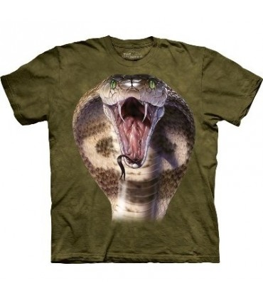 Cobra - Zoo Animals T Shirt by the Mountain