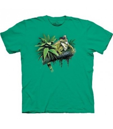 Cool Lizard - Zoo Animals T Shirt by the Mountain