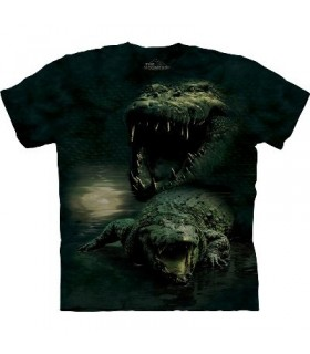 Dark Gator - Reptile Shirt Mountain