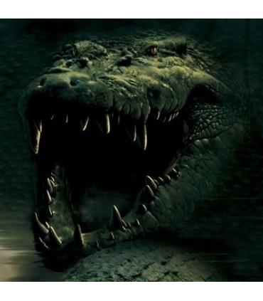 Dark Gator - Reptile Shirt Mountain