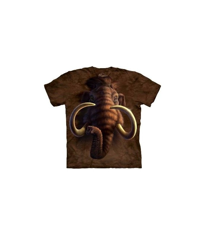 Mammoth Head - T Shirt by the Mountain