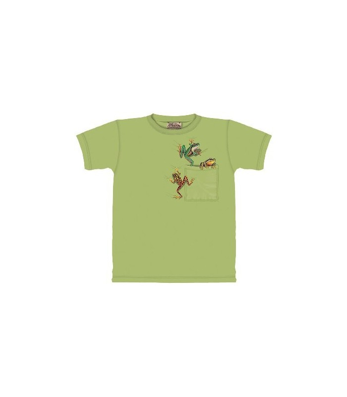 Pocket Leapers - Frogs Shirt Mountain