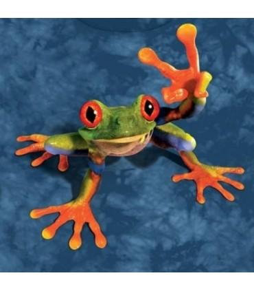 Victory Frog - Amphibian Shirt Mountain