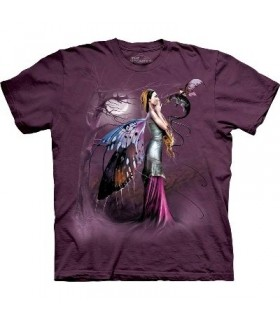 Dragon Whisper - Fairy T Shirt by the Mountain