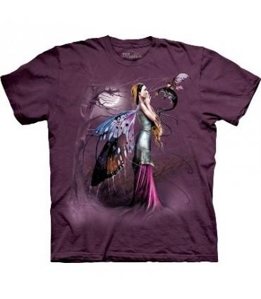 T-Shirt Dragon Whisper par The Mountain