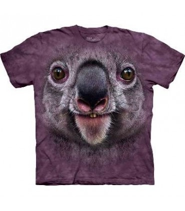 T-Shirt Koala par The Mountain