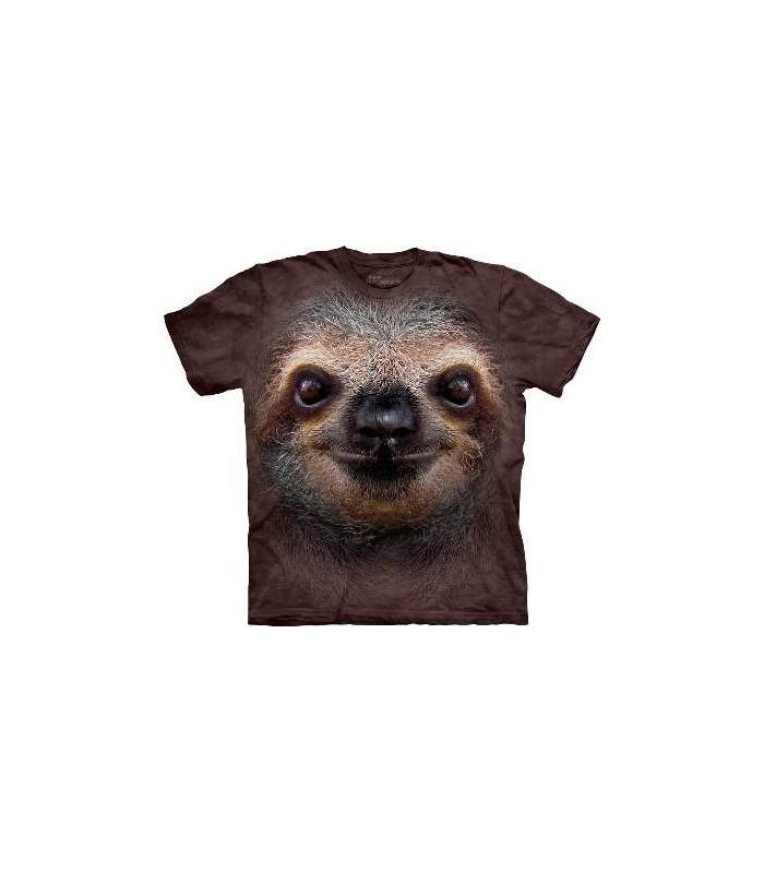 T-Shirt Paresseux par The Mountain