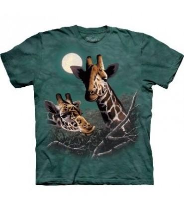 Roommates - Giraffe Shirt The Mountain