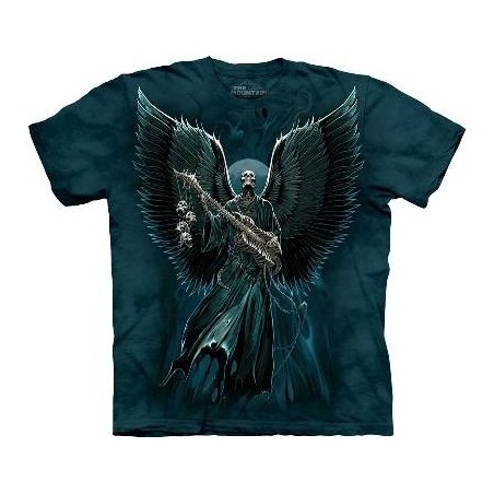Reaper's Tune - Gothic T Shirt by the Mountain