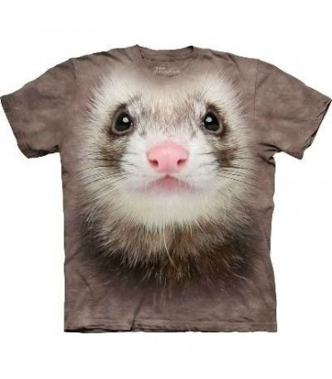T-Shirt Furet par The Mountain