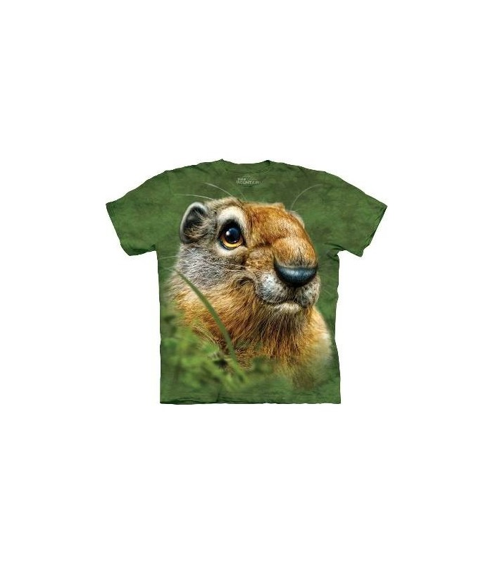 Ground Squirrel - Animals T Shirt by the Mountain