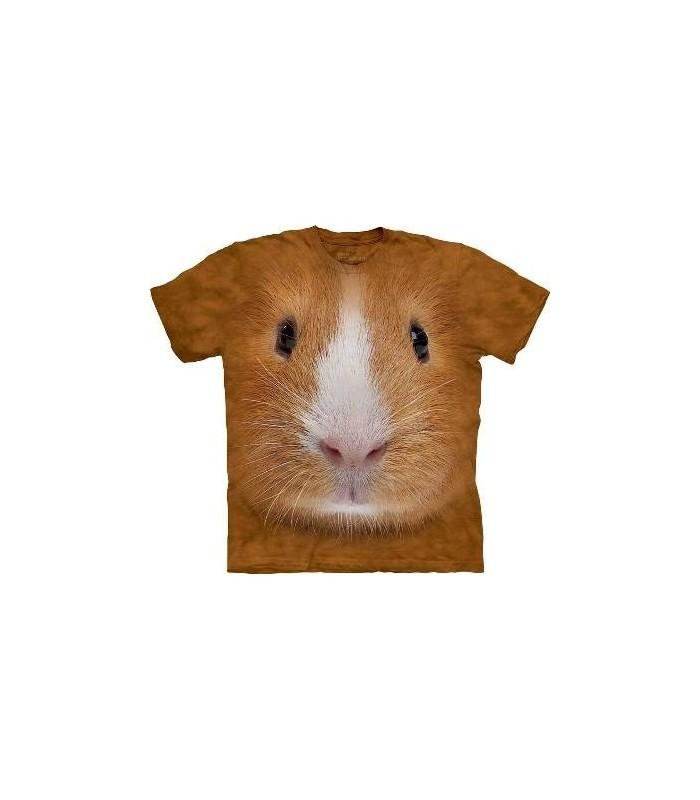 T-Shirt Cochon d'Inde par The Mountain