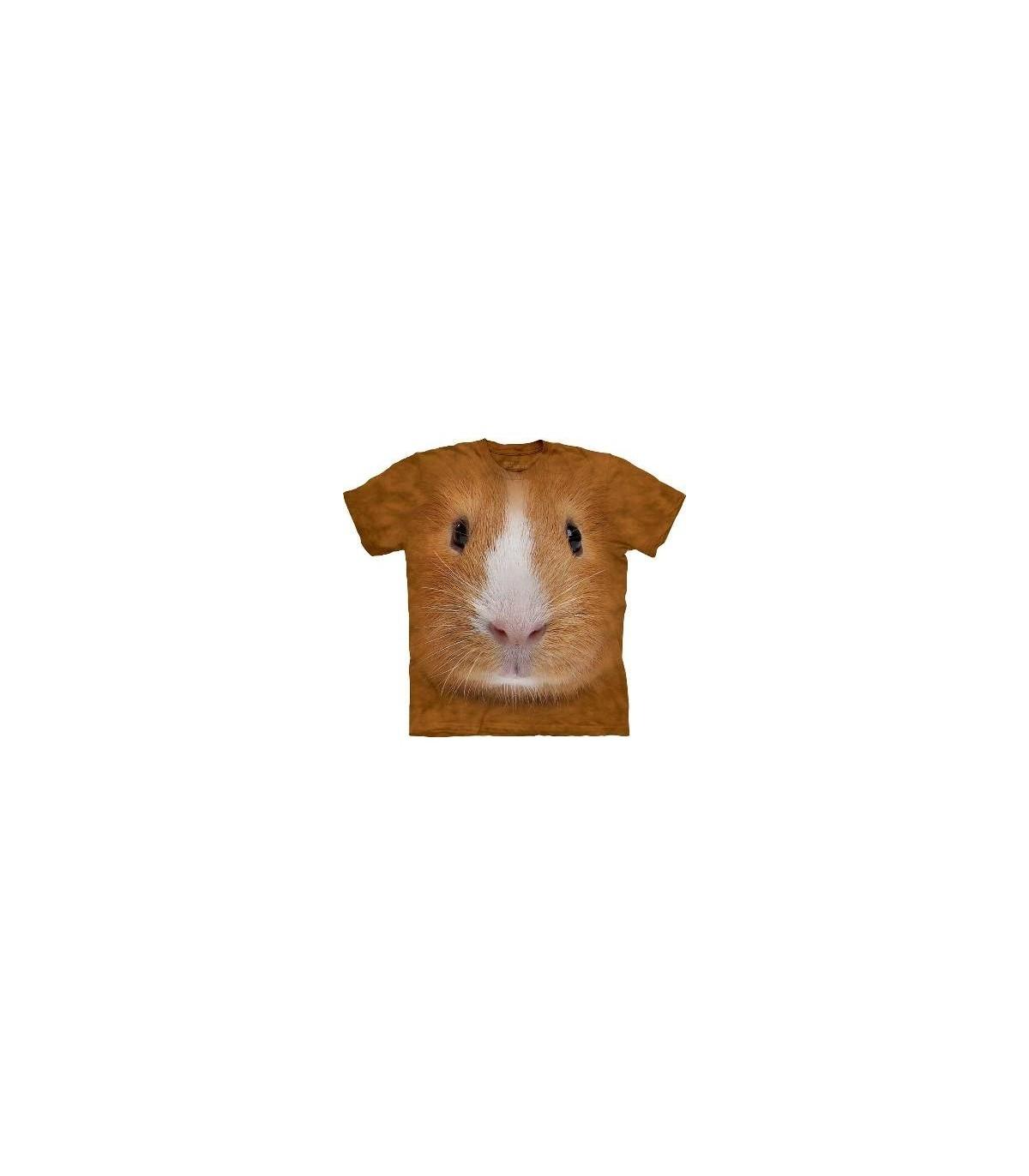 T Shirt Cochon D Inde Par The Mountain