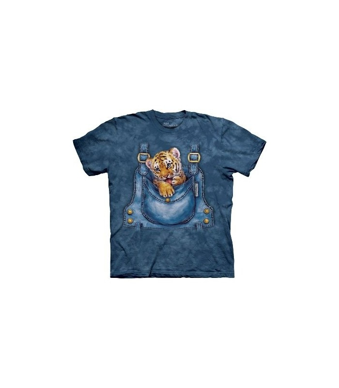 T-Shirt Tigre du Bengale par The Mountain