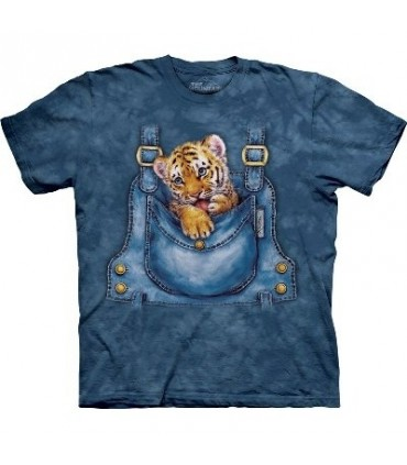 Bengal Tiger - Animals T Shirt by the Mountain