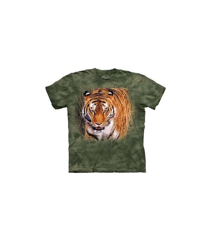 T-Shirt Rencontre du Tigre par The Mountain