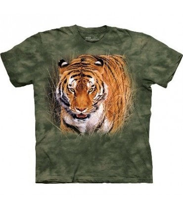 Close Encounter - Tiger T Shirt by the Mountain