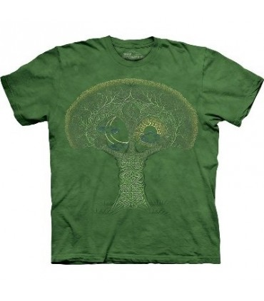 T-Shirt Celtic Roots par The Mountain