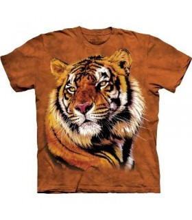 Power & Grace - Tiger T Shirt The Mountain