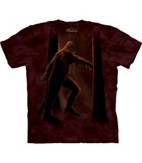 T-Shirt Bigfoot par The Mountain