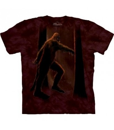 Bigfoot - Fantasy T Shirt by the Mountain