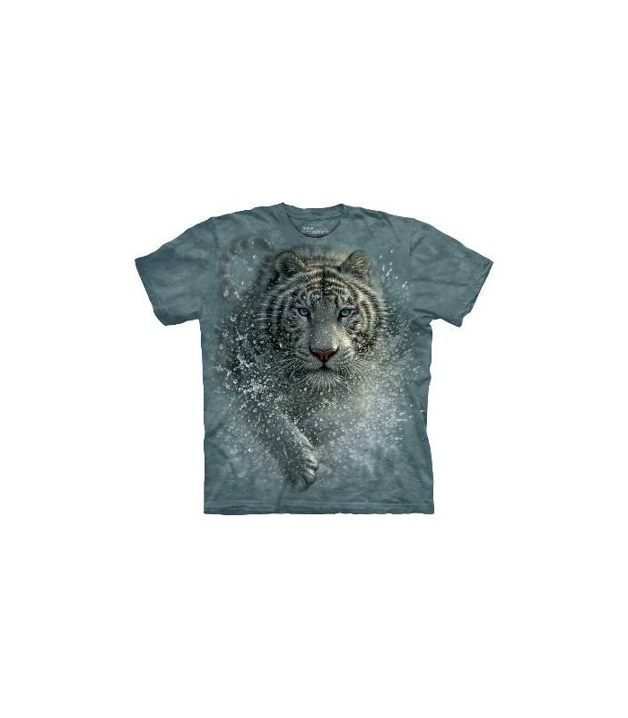 T-Shirt Tigre Sauvage par The Mountain