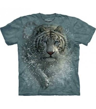 Wet & Wild - Tiger T Shirt by the Mountain