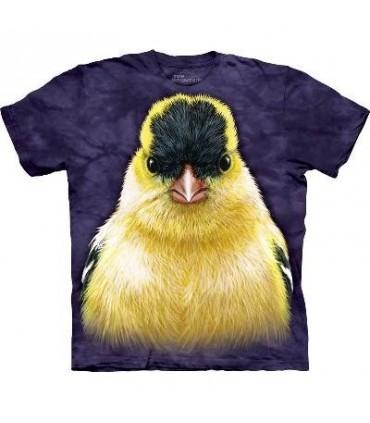T-Shirt Chardonneret par The Mountain